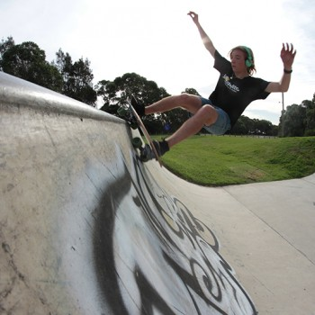 surfing-cutback-wade-surfing-skateboard